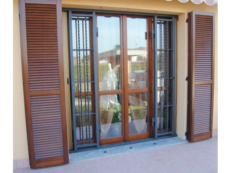 Fiorblock inferriate norme - Finestre condominiali aperte o chiuse ...